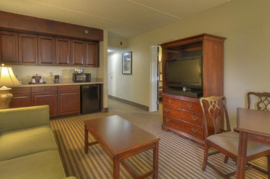 Hampton Inn Amelia Island at Fernandina Beach: 1 Bedroom King Suite with Sofabed