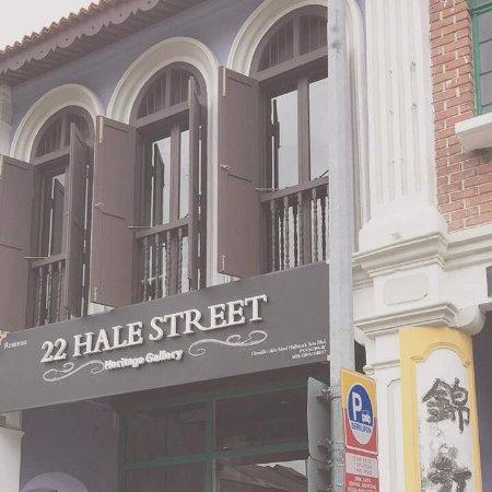 22 Hale Street