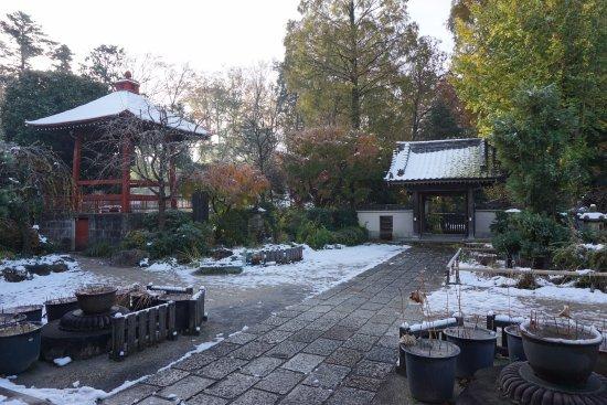 Mangyoji Temple