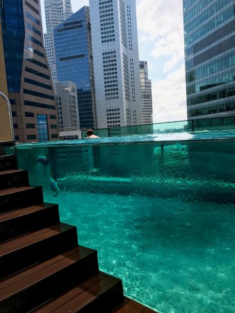 Ascott Raffles Place Singapore Updated 2017 Hotel Reviews Price Comparison And 360 Photos