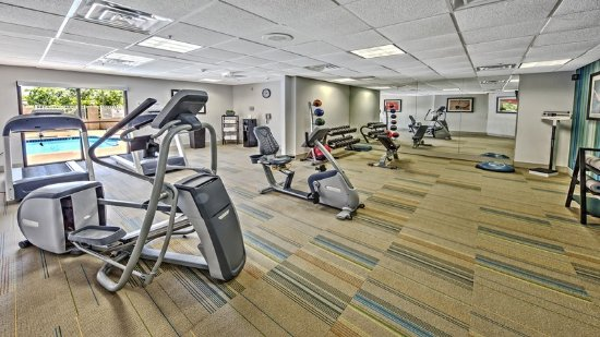 Holiday Inn Express Murfreesboro Central: On site Fitness Center Holiday Inn Express Murfeesboro