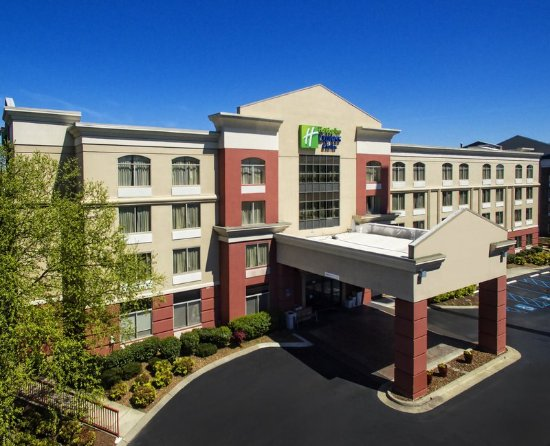 Hotel Exterior Holiday Inn Express Murfreesboro Central