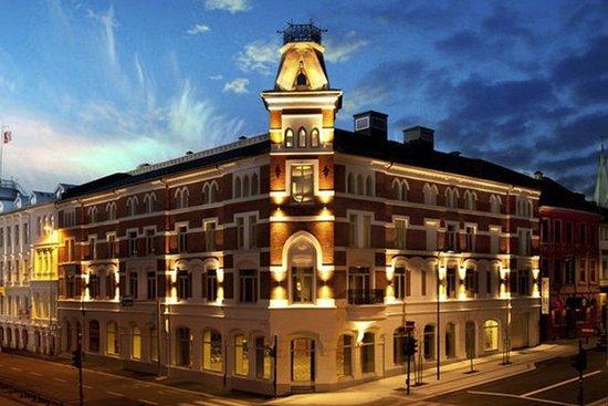 Clarion Hotel Ernst: Location