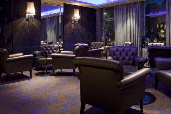 Clarion Hotel Ernst: Lounge