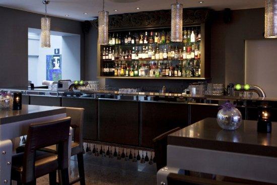 Clarion Hotel Ernst: Bar