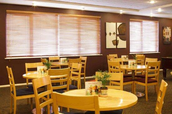 Barlborough, UK: Restaurant