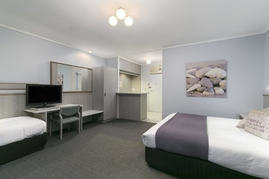 Comfort Inn Anzac Highway: Guest room
