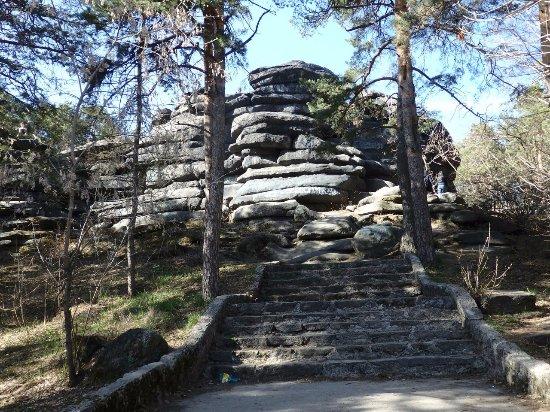 екатеринбург каменные палатки фото
