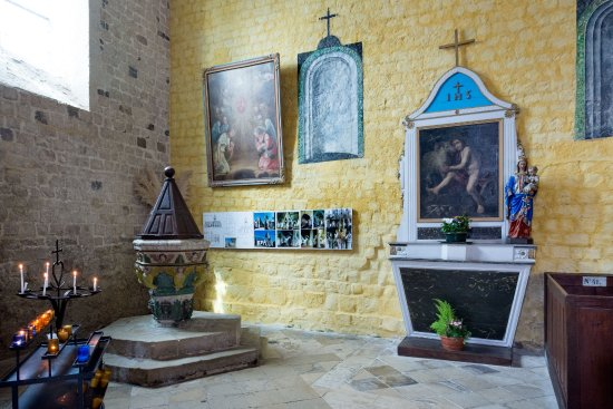 Veules-les-Roses, France: Eglise de Veules Les Roses