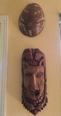 Hone Creek, คอสตาริกา: Talamanca Family Art
