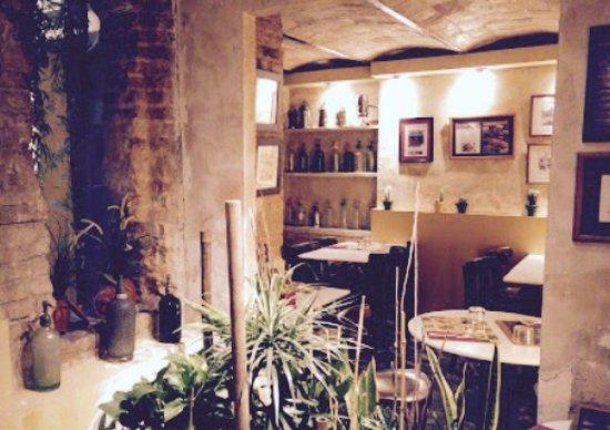 restaurante casa lucio en barcelona con cocina vegetariana