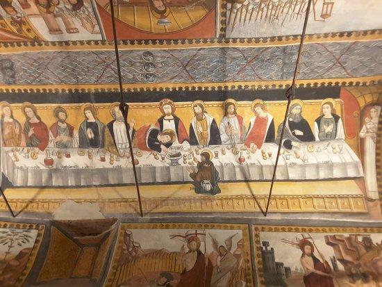 Castelmagno, إيطاليا: ultima cena con intruso da scoprire