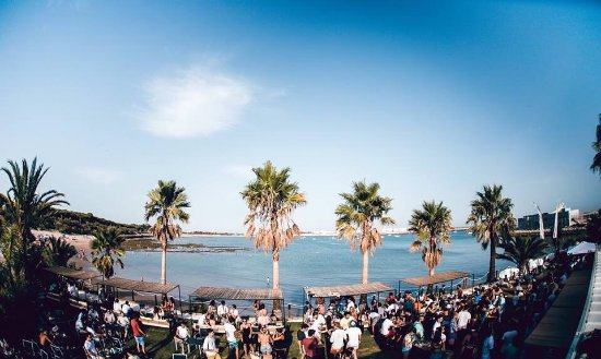 El Puerto de Santa Maria, Spanien: Fantastique late afternoon to late