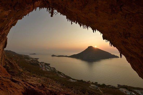 Myrties, اليونان: Grande Grotta