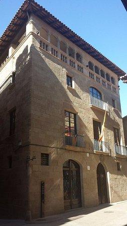 Edificio Ajuntament de Solsona