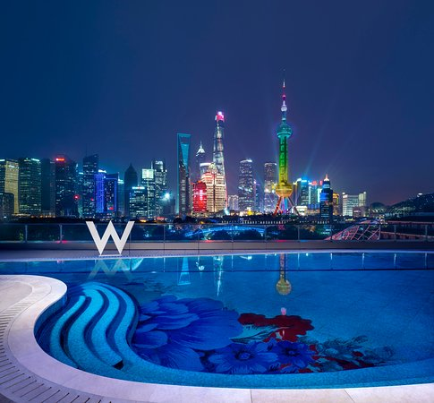 Image result for W Shanghai