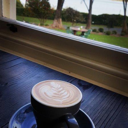 Порируа, Новая Зеландия: Gear Homestead Cafe