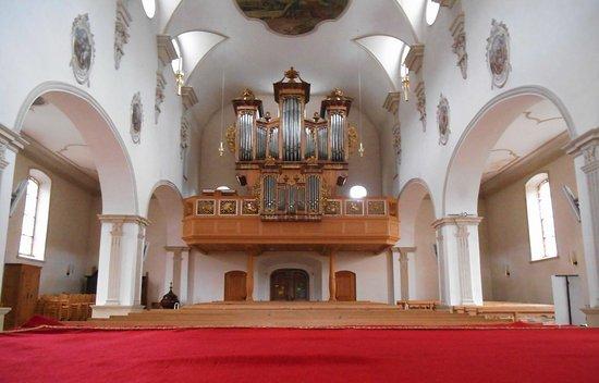 Tschagguns, Austria: organo