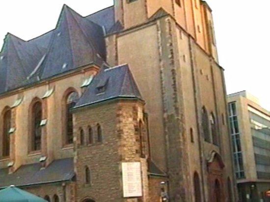 St. Nicholas Church (Nikolaikirche): Церковь Святого Николая