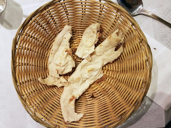 Left over of khamir bread due to fast cooking
