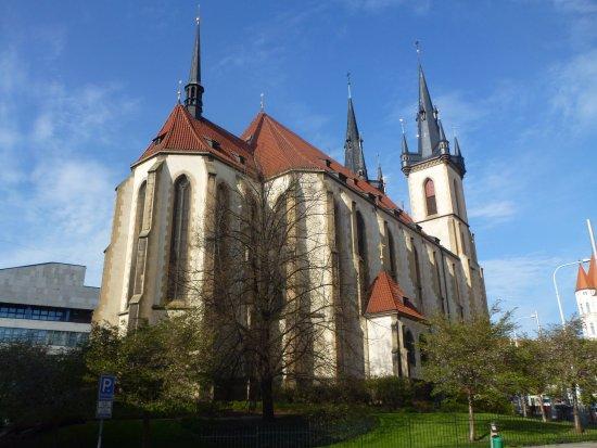 Kostel sv. Antonina z Padovy