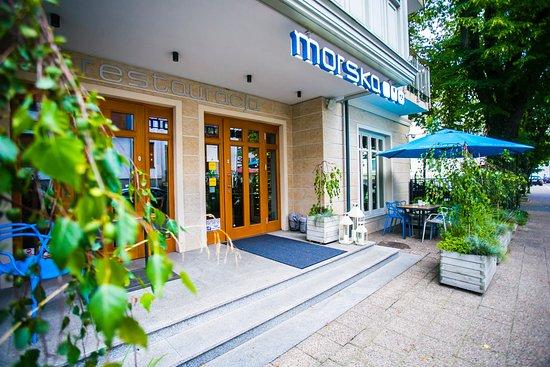 Morska fish & wine restaurant: fo