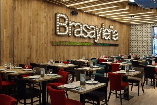 Brasaylena c c gran plaza 2 majadahonda restaurant - Gran plaza majadahonda ...