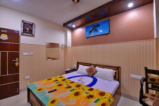 Kalka, อินเดีย: Delux Room