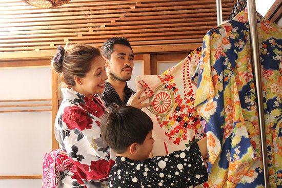 Kyoto Antique Kimono Miyagawa Tokusaburo Shoten