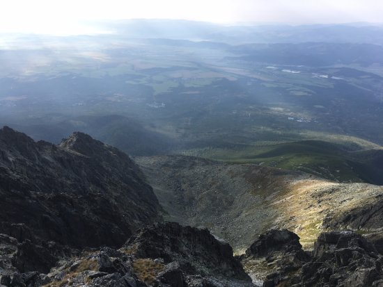 Nova Lesna, Slowakei: Almost at the top