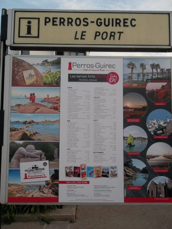 Office de Tourisme : perros guirec