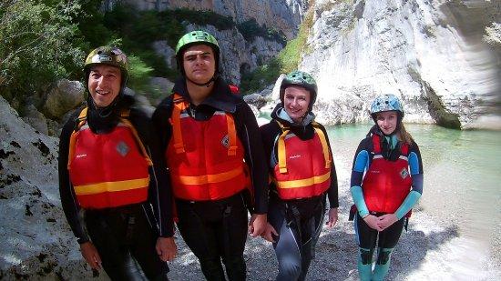 Verdon Xp & The Funny Helmets: Les gorges du Verdon comme on n'aurait jamais pensé les découvrir !!!