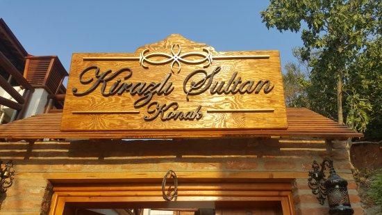 Kirazli, Turquie : Kirazlı Sultan Konak