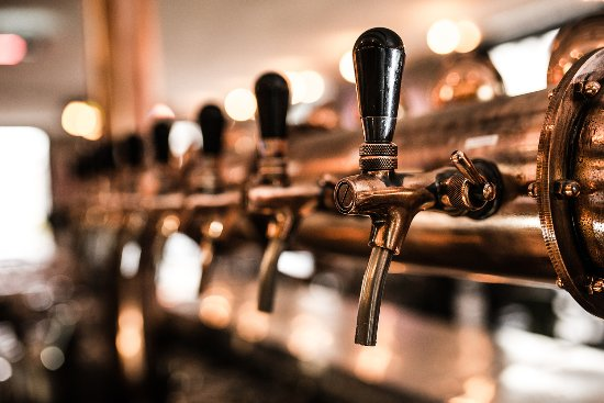 16 beer taps - Picture of Beer Point Budapest, Budapest - TripAdvisor