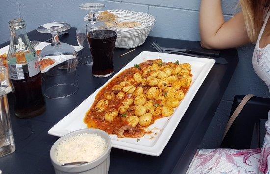 La Cuisine de Franco : gnocchis