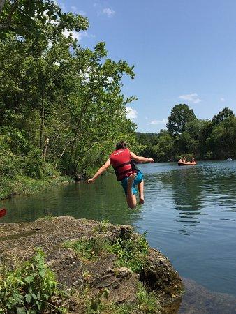 Current River Canoeing Missouri: photo2.jpg