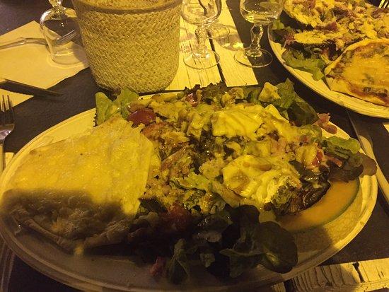 Restaurant  Ef Bf Bd Saint Privat Des Vieux