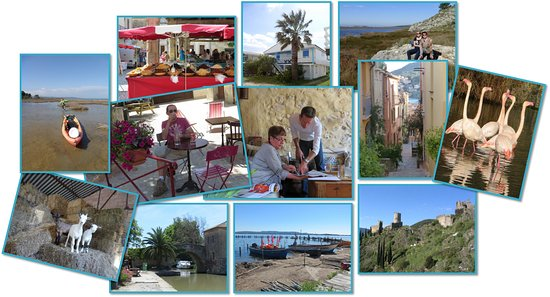 Fabrezan, France : Learn French language and culture in and out of the classroom.