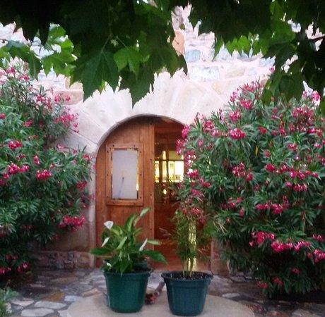 Zozaia, Spain: entrada kuko hotel