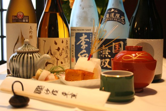 Sala of Tokyo: Sake