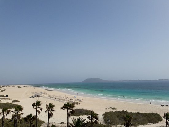Vista Dalla Camera Bild Von Hotel Riu Palace Tres Islas Corralejo