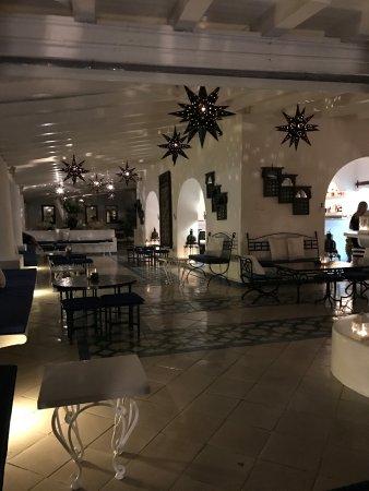 Terrazza di sera! - Picture of Hotel Lisca Bianca, Panarea - TripAdvisor