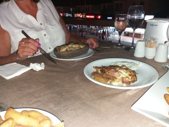 Butterfly Restaurant: Butterfly chicken