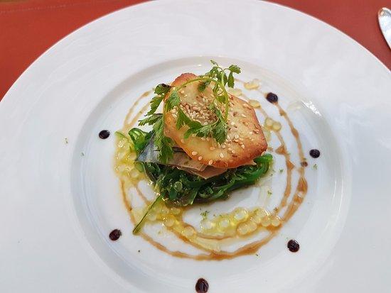 Restaurant la table dans tourtour avec cuisine fran aise - La table tourtour ...