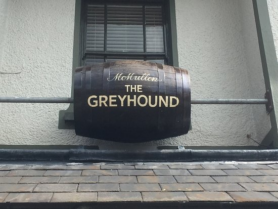 Hertford, UK: Greyhound - Bengeo