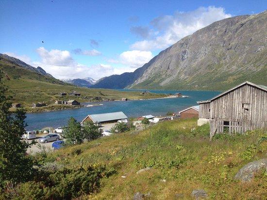 Vagamo, Noruega: inizio del percorso