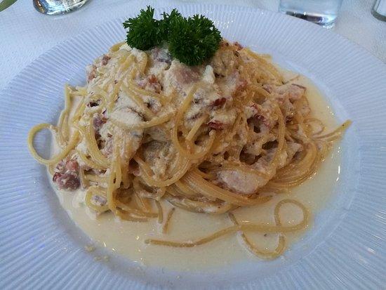 Pasta d'Oro : Carbonara