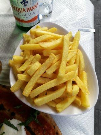Pasta d'Oro : Patatine fritte