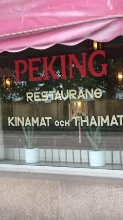 Lysekil, Sverige: Peking