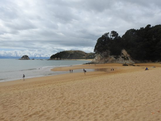 Beach at Kaiteriteri